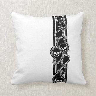 Obverse (Black) Pillow