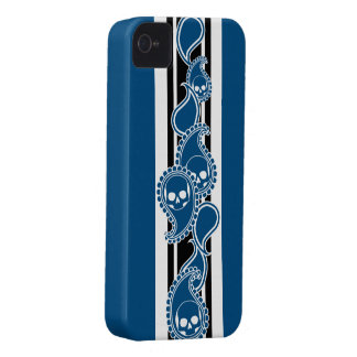 Obverse (Blue) iPhone 4 Case