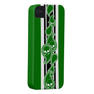 Obverse (Green) iPhone 4 Case