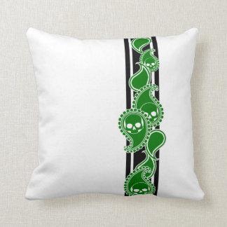 Obverse (Green) Pillow
