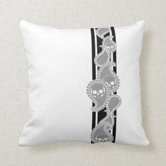 Obverse (Grey) Pillow