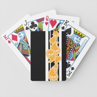 Obverse Ivory (Amber) Playing Cards