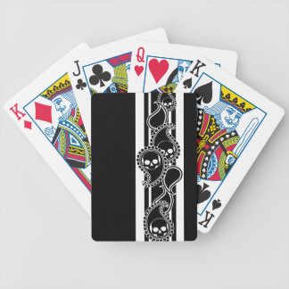 Obverse Ivory (Black) Playing Cards