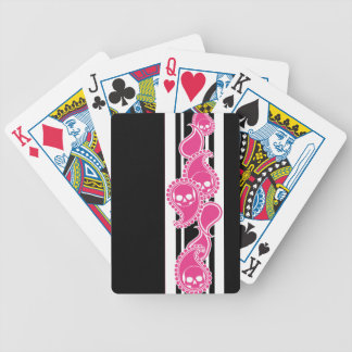 Obverse Ivory (Magenta) Playing Cards