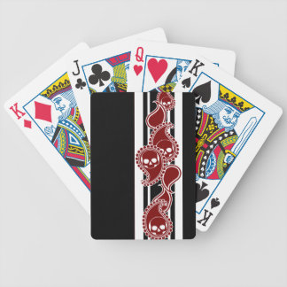 Obverse Ivory (Red) Playing Cards