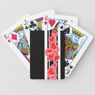 Obverse Ivory (Ruby) Playing Cards