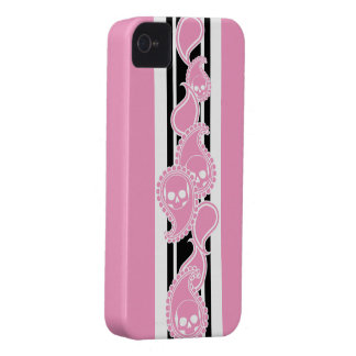 Obverse (Pink) iPhone 4 Case