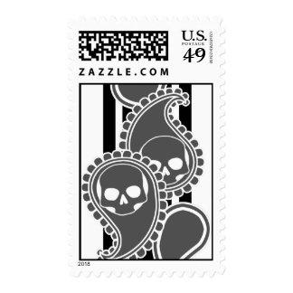 Obverse (Smoke) Postage Stamp