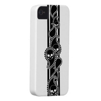 Obverse (White) iPhone 4 Case