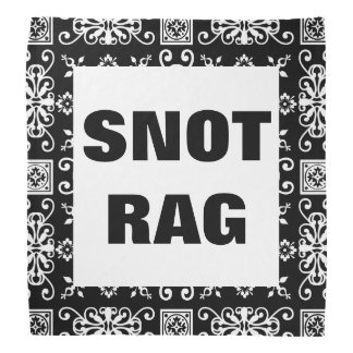 Obvious - Snot Rag Bandana