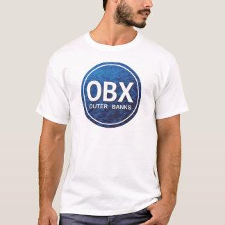 OBX Beach Tag T-Shirt