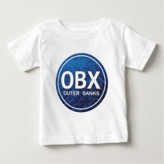 OBX Beach Tag Tee Shirt