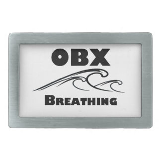 OBX BREATHING - t-shirts, stickers, and more Belt Buckles