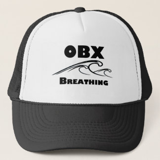 OBX BREATHING - t-shirts, stickers, and more Trucker Hat