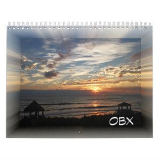 OBX Calendar for 2017