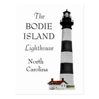 OBX Lighthouse Postcard