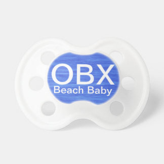 OBX Outer Banks NC Baby Pacifier