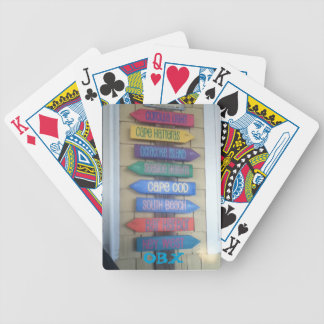 OBX playing cards