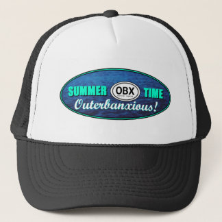OBX - Summertime - Outerbanxious Trucker Hat