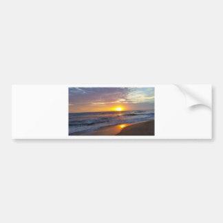 OBX Sunrise Outer Banks Sunrise Bumper Sticker