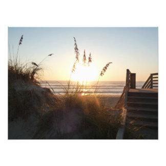 OBX Sunrise Photograph