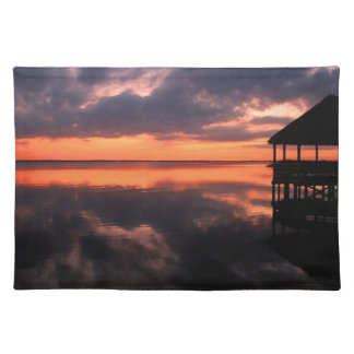 OBX Sunset Cloth Placemat