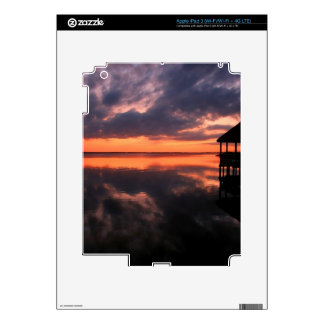 OBX Sunset Decal For iPad 3