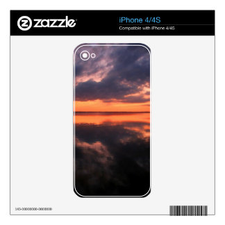 OBX Sunset iPhone 4S Decal