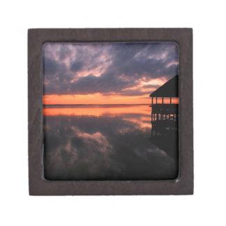 OBX Sunset Keepsake Box
