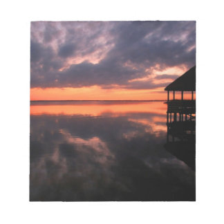 OBX Sunset Notepad