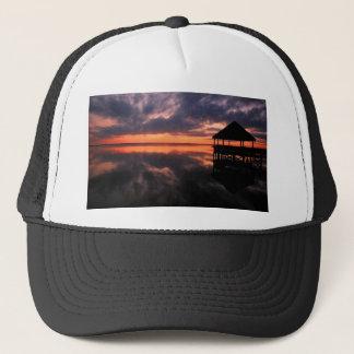 OBX Sunset Trucker Hat
