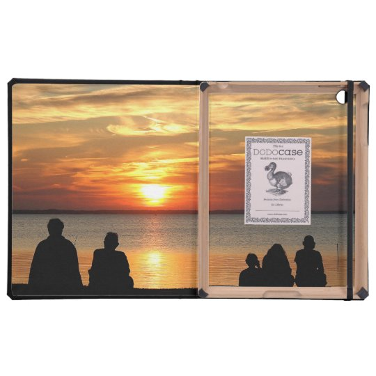 OBX Sunset Watch Cover For iPad