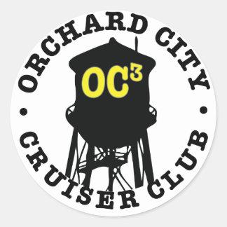 OC3 Sticker