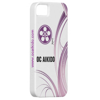 OC AIKIDO I phone 5 iPhone SE/5/5s Case