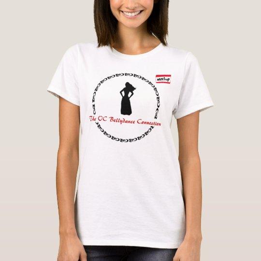 OC Bellydance Connection  shirt