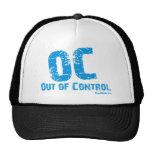 OC fuera del control