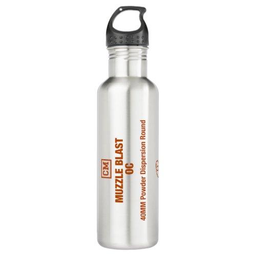 OC Gas Waterbottle Stainless Steel Water Bottle