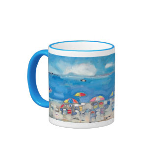 OC Maryland beach mug
