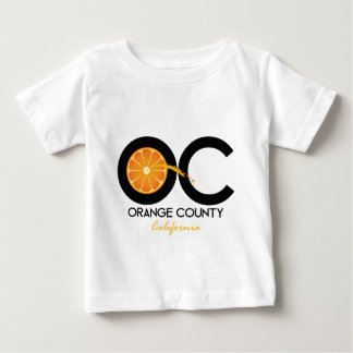 OC - Orange County, California Juicy Apearal Baby T-Shirt