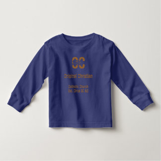 OC-Original Christian Toddler T-shirt
