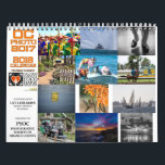 "OC Photo 2017 Calendar for 2018<br><div class=""desc"">OC Photo 2017 is an independent, not for profit project organized by local photo enthusiasts. This ambitious project launched on January 1 to capture the life and times of Orange County in images for the entire year. Our primary goal is to help build connections between photographers, residents, visitors, cities, museums...</div>"