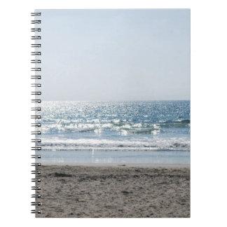 OC Southern California Beach - Ocean View Notebook