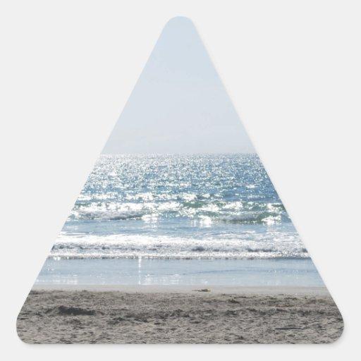 OC Southern California Beach - Ocean View Stickers