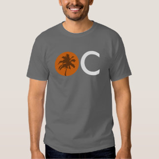 OC sunset T-shirts