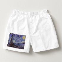 OCA Truth Never Lies Shorts *Starry Night*