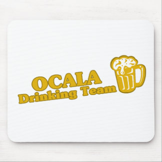 Ocala Drinking Team tee shirts Mouse Pads