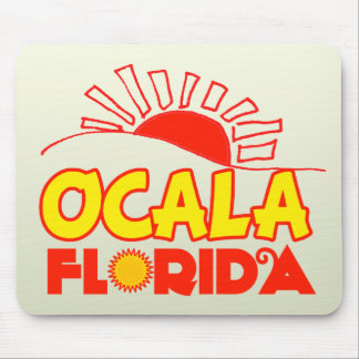 Ocala, Florida Mouse Pad
