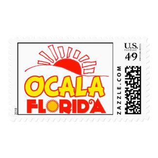 Ocala, Florida Stamp