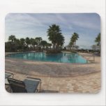 Ocala swimming pool mousepads