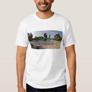 Ocala swimming pool t shirt